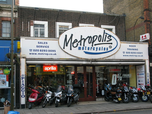 Metropolis Motorcycles