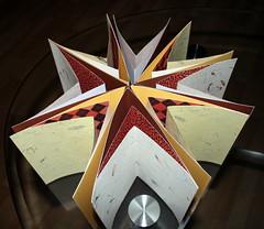 Assembling the star's shape