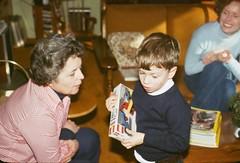 pat & me, christmas '77