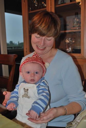 Henry & Mom