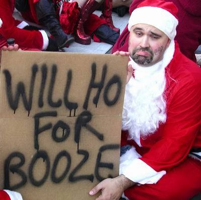 Will Ho For Booze
