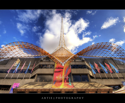 The Arts Centre of Melbourne (II) :: HDR