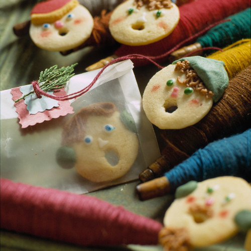 Cookie Carolers (Courtesy BHG.com)