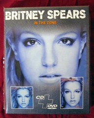 britney in the zone (britneycollector) Tags: dvd inthezone