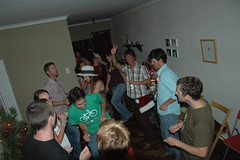 Crazy dancing-1 (by Louis Rossouw)
