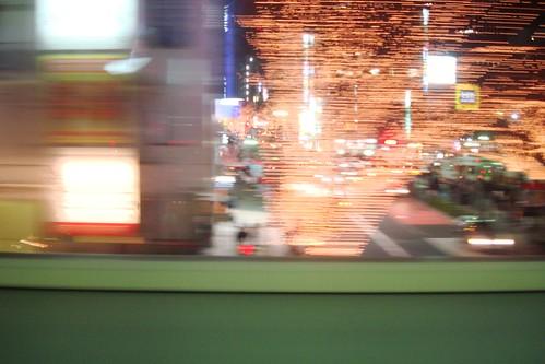湘南新宿ラインからの風景