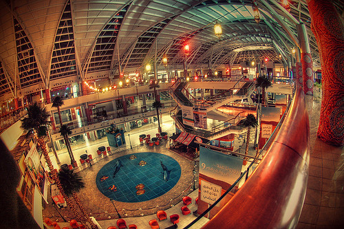 Red Sea Mall -1 by -Meesho-.