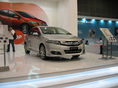 New Honda City – Excitement In The City