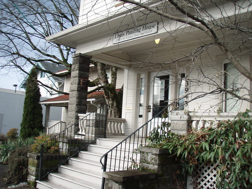 Linus Pauling House