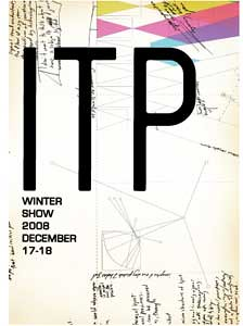 2008 Winter Show Poster