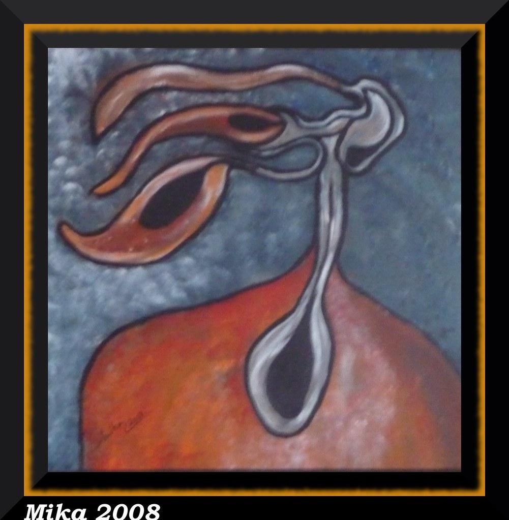 Toile - peinture- painting