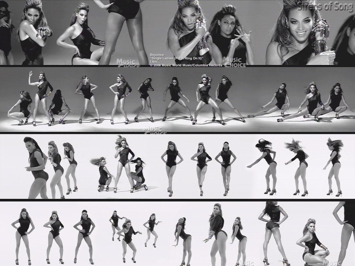 Beyonce videos single ladies put ring Videos de beyonce single ladies en vivo - CMA