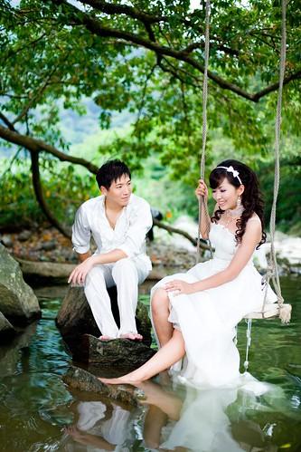 美麗的婚紗照012