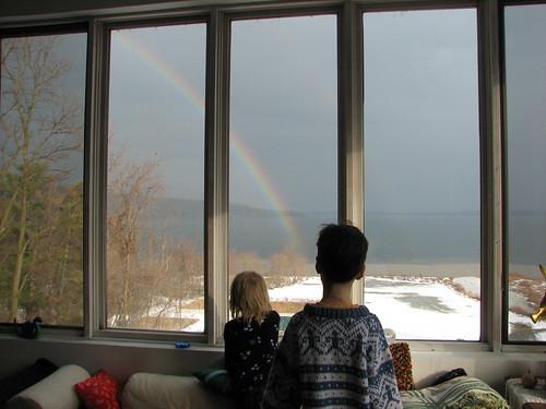 rainbow 12/28/08