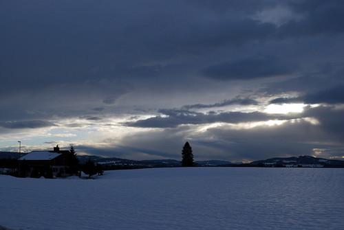 paysage des Franches-Montagnes