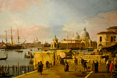 Canaletto - Entrance to the Grand Canal from the Molo, Venice at National Art Gallery (mbell1975) Tags: venice usa art museum painting smithsonian canal us dc washington italian gallery museu grand musée musee m master national painter venetian museo masters antonio 2008 molo muzeum giovanni nga italiano canaletto müze museumuseum