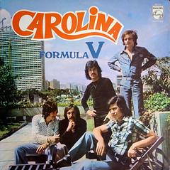 Carolina - LP Edición venezolana - Por cortesía de nuestro amigo José Bastidas
