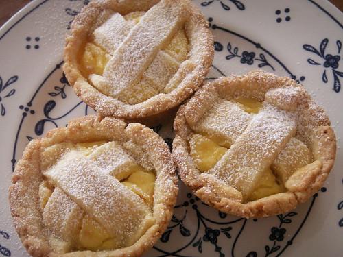 ricotta pastries