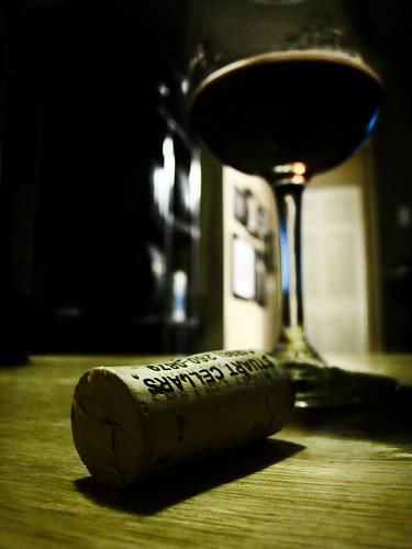 put a cork in it