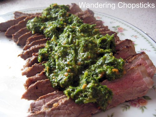 Argentinian Chimichurri Sauce 2