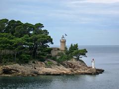 Lighthouse, entrance to port of Dubrovnik, Croatia (Paul McClure DC) Tags: lighthouse architecture coast scenery croatia dubrovnik adriatic hrvatska dalmatia june2010