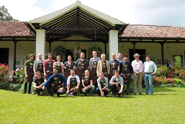 The 2011 Cupping Extravaganza participants