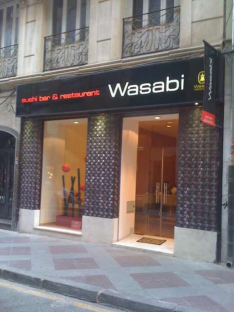 Wasabi Alicante, restaurante japonés y sushi-bar