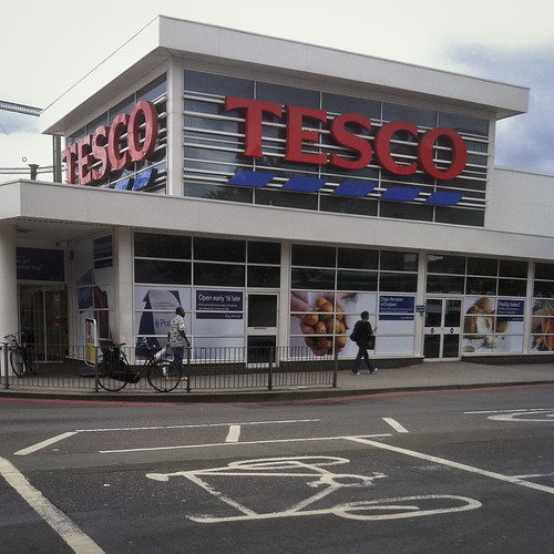 The Church of Tesco by mdx