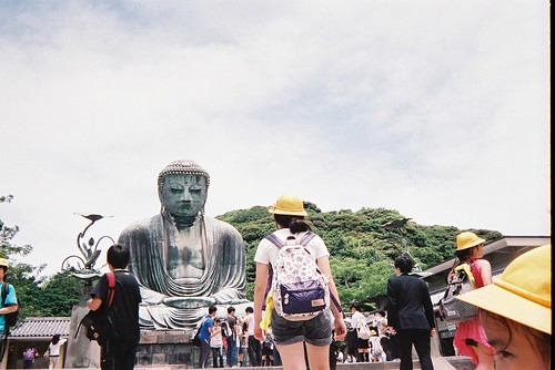 鎌倉遠足で萌が撮ったモノ