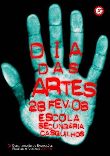 Cartaz_Dia das Artes