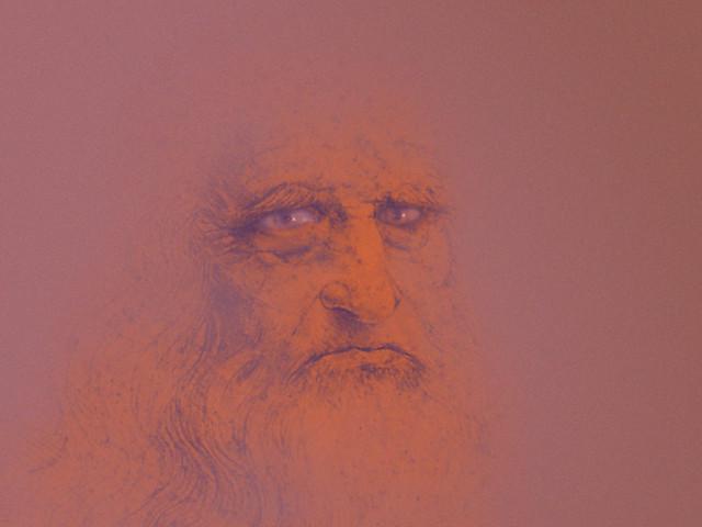 Paráfrasis Leonardo di ser Piero da Vinci,