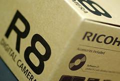 RICOH R8 Box