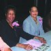 Honoree Josephine Green, Mattie Cooper, Dorothy Williams, Norvella Williams and Helen Hudson