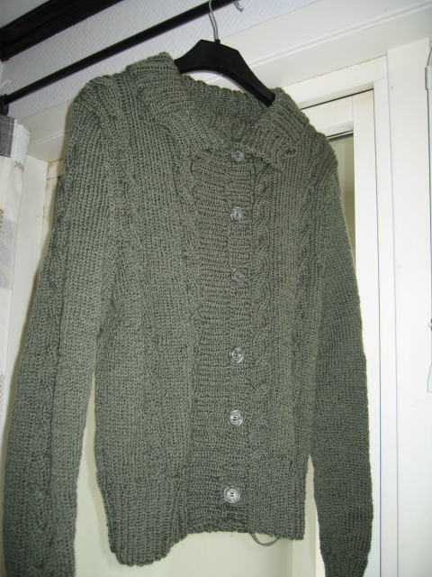 Knitting Pattern Central Park Hoodie : Give me a purl!: april 2008