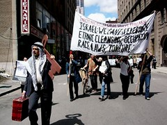 Palestinian & Independent Jewish Voices Montre...