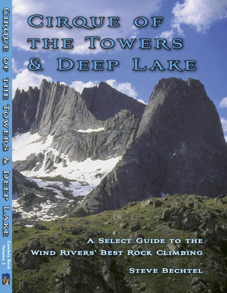 Cirque of the Towers and Deep Lake