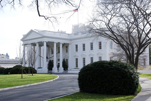 white house usa. White House, The most famous