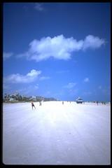 miami beach clouds