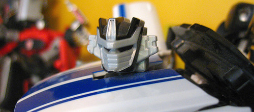 Alternator Wheeljack