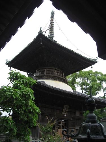 Shikoku pilgrimage(19 Tatsueji Temple ,立江寺)
