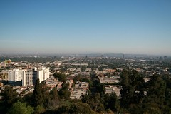 L.A. as seen from Runyon Canyon (SlideOut Trey) Tags: losangeles sunday funday canyon hollywood runyon gunday