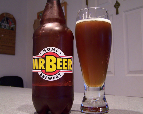 Mr. Beer - the finished product