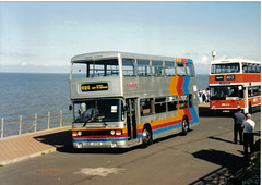 Ribble (deltrems) Tags: bus blackpool ribble 2101 deltrems
