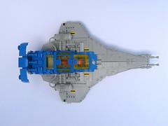 LL-497 (Legoloverman) Tags: classic lego space explorer galaxy 928 classicspace ll928 neoclassicspace
