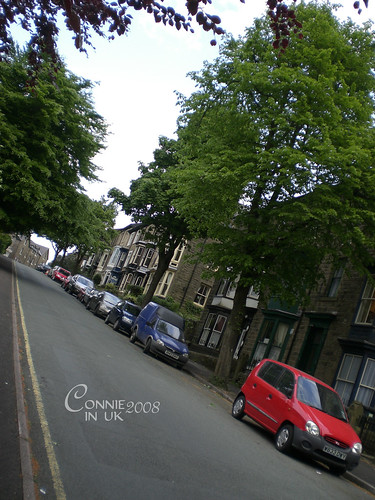 Buxton 街頭