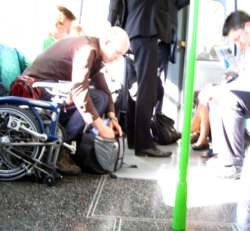 Brompton on the District Line