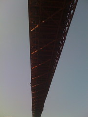 Golden Gate upskirt