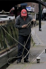 Knot (Paul Tomlins) Tags: boat canal perfect photographer rope knot the