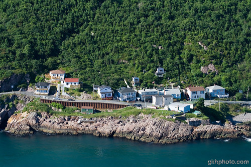 Fort Amherst Houses