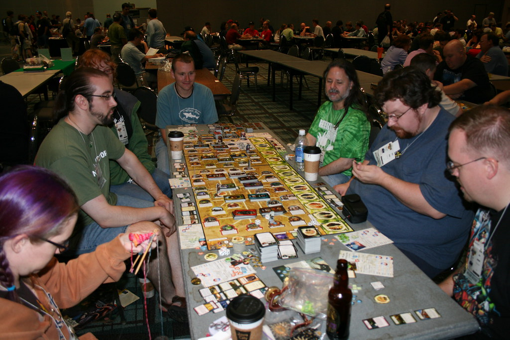 The Arkham Horror group